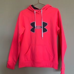 Under Armour pullover sweatshirt. Small (0162)